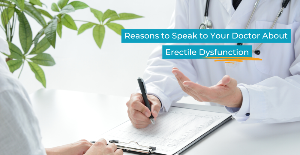 Erectile Dysfunction, What Really Causes Erectile Dysfunction? (The Truth)